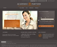 Datingseite: academicpartner.de