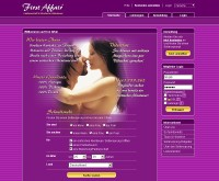 Datingseite: FirstAffair